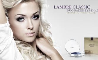 (L) LAMBRE CLASSIC - Duo Baked Eye Shadows